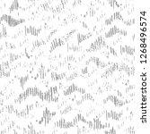 seamless pattern of skate track ... | Shutterstock .eps vector #1268496574