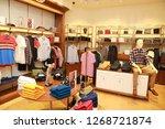 colombo  sri lanka   september...   Shutterstock . vector #1268721874