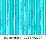 watercolor strips seamless...   Shutterstock .eps vector #1268742277