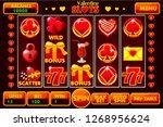 interface slot machine style st....