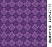 seamless vector pattern of...   Shutterstock .eps vector #1269187474