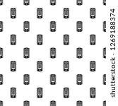 intercom pattern seamless... | Shutterstock . vector #1269188374