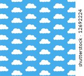 cloud wallpaper | Shutterstock . vector #12692224