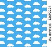 cloud wallpaper | Shutterstock . vector #12692224