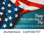 martin luther king day... | Shutterstock . vector #1269336757
