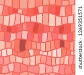 abstract vector seamless... | Shutterstock .eps vector #1269351571