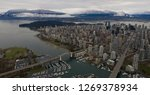 arial view of downtown... | Shutterstock . vector #1269378934