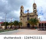 the main plaza of aquitania in...