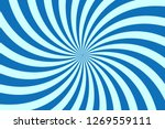 vector simple blue background.... | Shutterstock .eps vector #1269559111