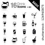 Basic   Drink Icons