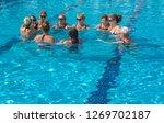 alanya  turkey   october 05 ... | Shutterstock . vector #1269702187