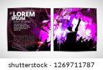 graphics brochures design...   Shutterstock .eps vector #1269711787