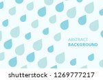 colorful abstract background | Shutterstock . vector #1269777217