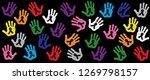 world cancer day february... | Shutterstock .eps vector #1269798157