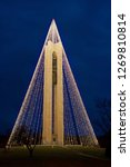 Carillon Bell Tower With...