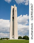 The Deeds Carillon Bell Tower...