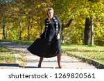 full body  young beautiful... | Shutterstock . vector #1269820561