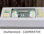 tenterdon  kent  england  uk....   Shutterstock . vector #1269854734