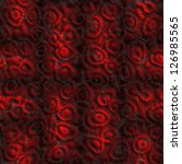 ornate seamless texture in a... | Shutterstock . vector #126985565