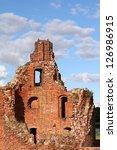 Malbork Castle In Pomerania...