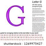 glowing neon purple color shiny ... | Shutterstock . vector #1269975427
