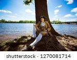 st petersburg  russia   may 23  ... | Shutterstock . vector #1270081714