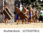 kisama villege  nagaland  india ... | Shutterstock . vector #1270107811