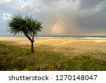 rainbow  gold coast | Shutterstock . vector #1270148047