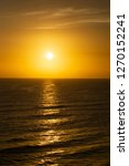sunrise over the sea | Shutterstock . vector #1270152241