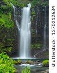 shizuoka shiraito falls in... | Shutterstock . vector #1270212634