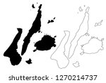 central visayas region  regions ... | Shutterstock .eps vector #1270214737