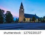 kouvola  finland   august 6 ... | Shutterstock . vector #1270220137