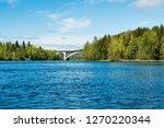 kouvola  finland   may 29  2017 ... | Shutterstock . vector #1270220344