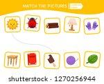 matching children educational... | Shutterstock .eps vector #1270256944