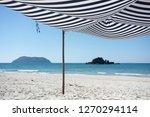 beaches scenary at sundown | Shutterstock . vector #1270294114