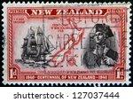 New Zealand   Circa 1940  Stam...