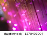 abstract purple pink and white... | Shutterstock . vector #1270401004