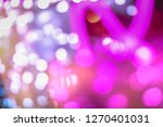 abstract purple pink and white... | Shutterstock . vector #1270401031