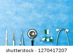 medical instruments for... | Shutterstock . vector #1270417207