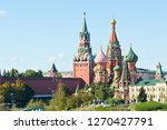 moscow  russia   september 26 ... | Shutterstock . vector #1270427791