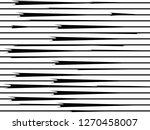 abstract stripes with speed...   Shutterstock . vector #1270458007