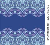 ornamental seamless pattern for ... | Shutterstock .eps vector #127046717