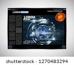 template vector design ready...   Shutterstock .eps vector #1270483294