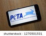 konskie  poland   december 28 ... | Shutterstock . vector #1270501531
