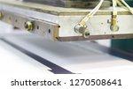 machine for embossing metal...   Shutterstock . vector #1270508641