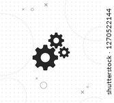 mechanism  gear vector best...   Shutterstock .eps vector #1270522144