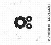 mechanism icon  vector best...   Shutterstock .eps vector #1270522357