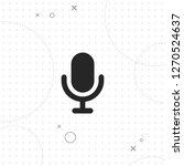 microphone vector best flat...   Shutterstock .eps vector #1270524637