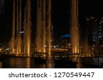 the dubai fountain   december... | Shutterstock . vector #1270549447