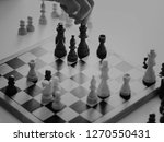 Chess Game Business Strategy...